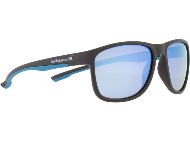 Red Bull SPECT Twist Sunglasses grey/brow to light blue